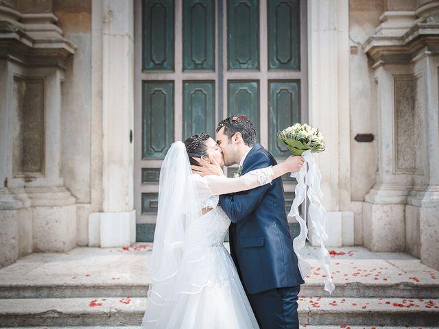 Il matrimonio di Stefano e Laura a Verona, Verona 55