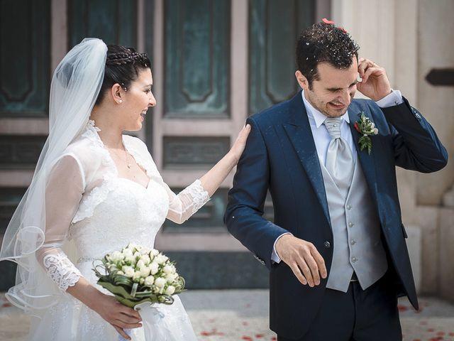 Il matrimonio di Stefano e Laura a Verona, Verona 56