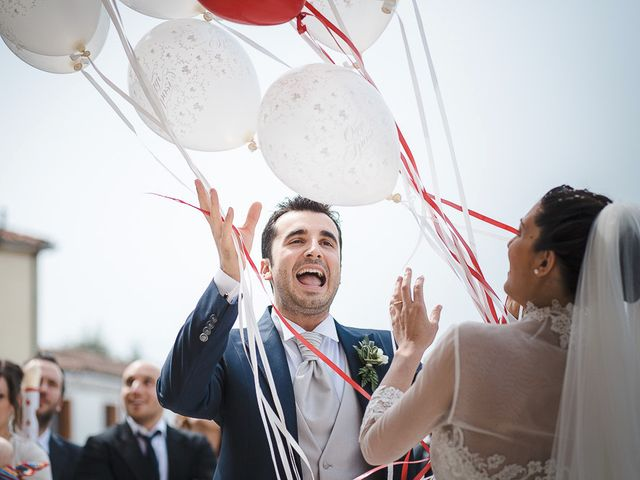 Il matrimonio di Stefano e Laura a Verona, Verona 57