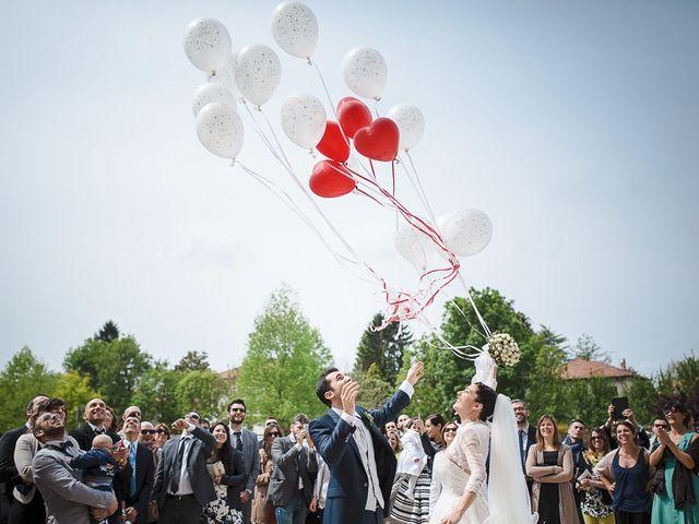 Il matrimonio di Stefano e Laura a Verona, Verona 58