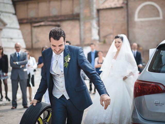 Il matrimonio di Stefano e Laura a Verona, Verona 60