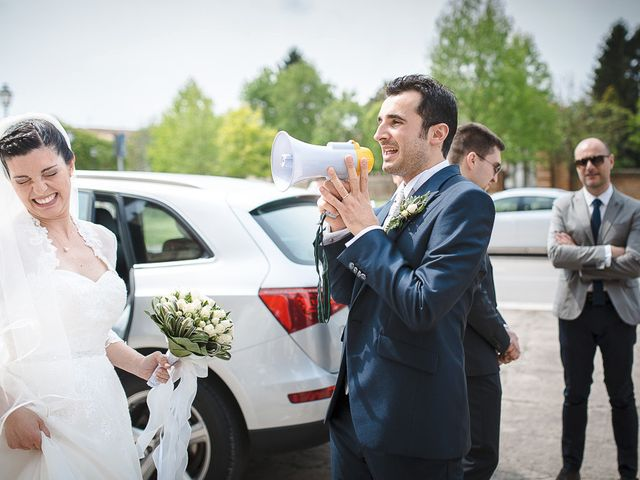 Il matrimonio di Stefano e Laura a Verona, Verona 64