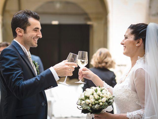 Il matrimonio di Stefano e Laura a Verona, Verona 70