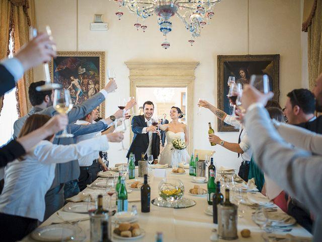 Il matrimonio di Stefano e Laura a Verona, Verona 74