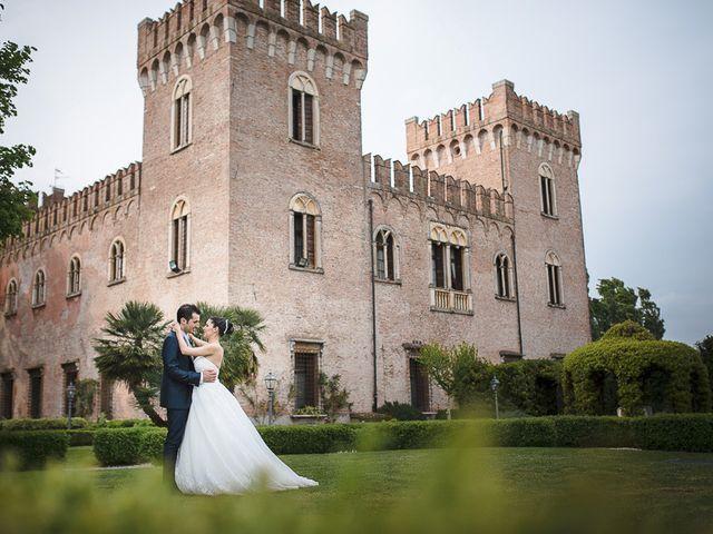 Il matrimonio di Stefano e Laura a Verona, Verona 76