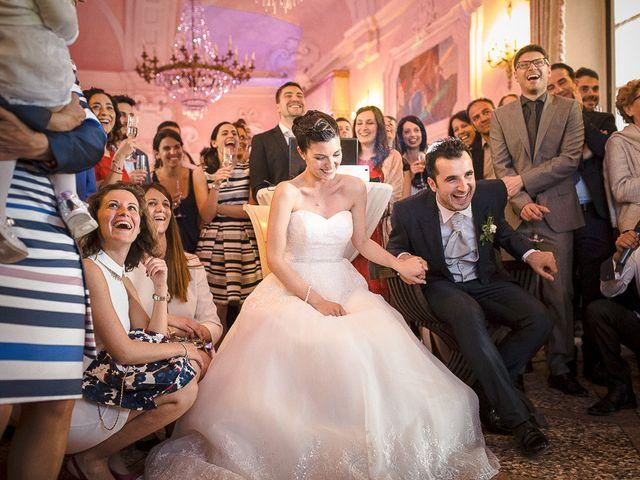 Il matrimonio di Stefano e Laura a Verona, Verona 83
