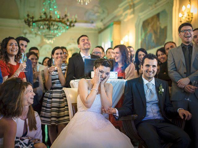 Il matrimonio di Stefano e Laura a Verona, Verona 84