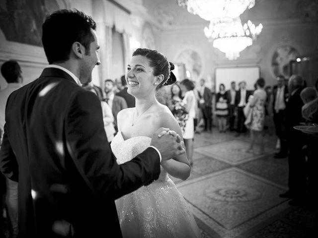 Il matrimonio di Stefano e Laura a Verona, Verona 93