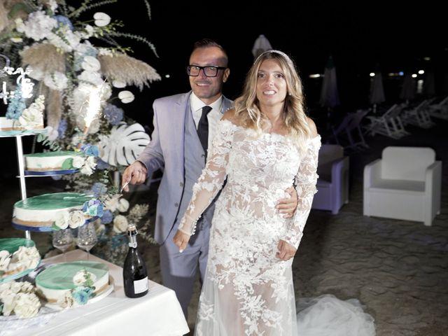 Il matrimonio di Diego e Federica a Castiglione della Pescaia, Grosseto 8