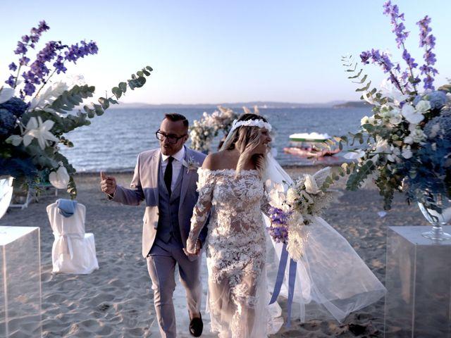 Il matrimonio di Diego e Federica a Castiglione della Pescaia, Grosseto 10