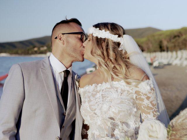 Il matrimonio di Diego e Federica a Castiglione della Pescaia, Grosseto 13