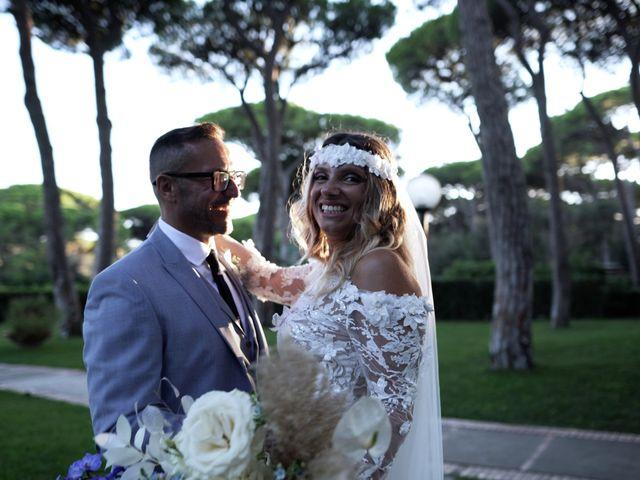 Il matrimonio di Diego e Federica a Castiglione della Pescaia, Grosseto 16