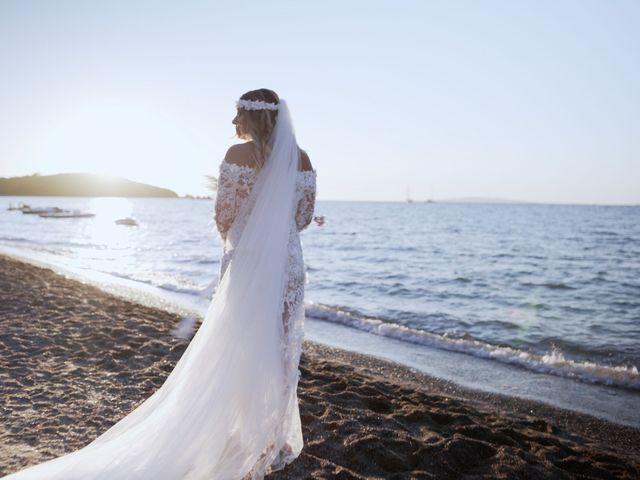 Il matrimonio di Diego e Federica a Castiglione della Pescaia, Grosseto 19
