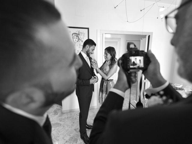 Il matrimonio di Gianluca e Adriana a Bari, Bari 9