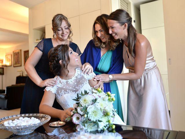 Il matrimonio di Gianluca e Adriana a Bari, Bari 14