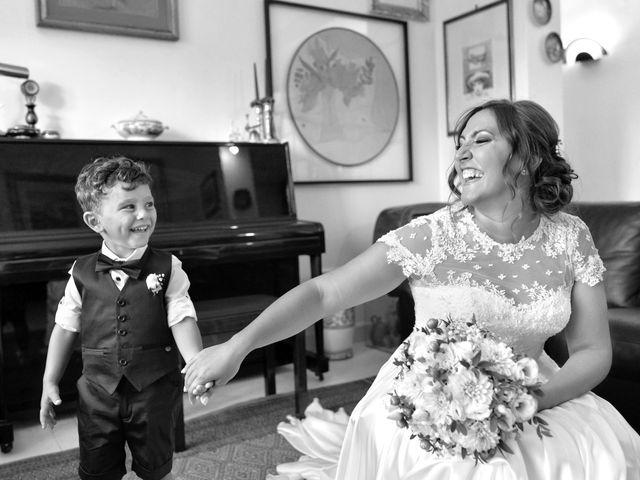 Il matrimonio di Gianluca e Adriana a Bari, Bari 1
