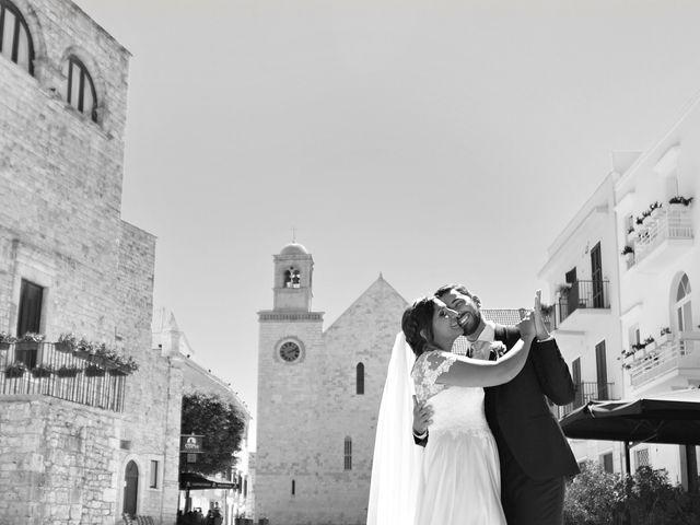 Il matrimonio di Gianluca e Adriana a Bari, Bari 24