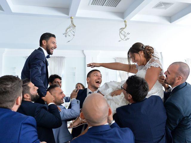 Il matrimonio di Gianluca e Adriana a Bari, Bari 32