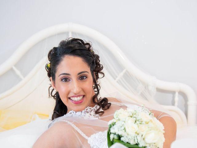 Il matrimonio di Carmen e Germano a Capaccio Paestum, Salerno 11