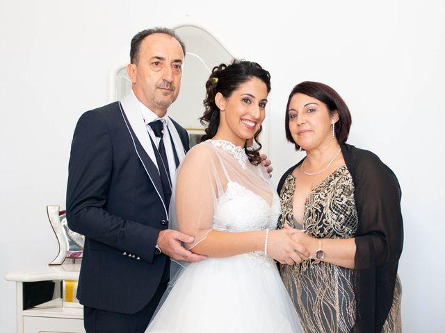 Il matrimonio di Carmen e Germano a Capaccio Paestum, Salerno 12