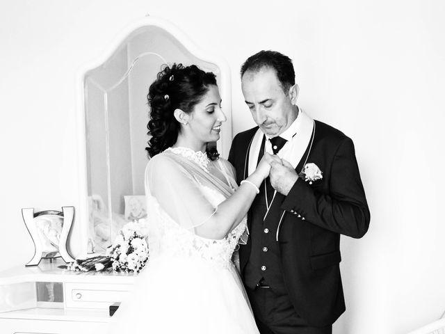 Il matrimonio di Carmen e Germano a Capaccio Paestum, Salerno 13