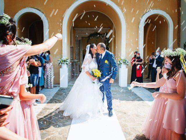 Il matrimonio di Carmen e Germano a Capaccio Paestum, Salerno 19