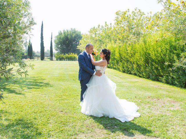 Il matrimonio di Carmen e Germano a Capaccio Paestum, Salerno 22