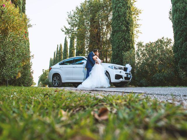Il matrimonio di Carmen e Germano a Capaccio Paestum, Salerno 25
