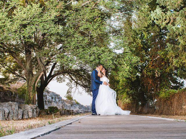 Il matrimonio di Carmen e Germano a Capaccio Paestum, Salerno 28