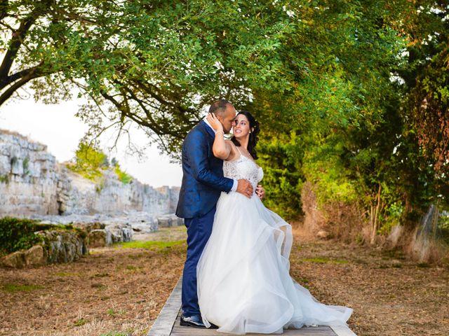 Il matrimonio di Carmen e Germano a Capaccio Paestum, Salerno 29