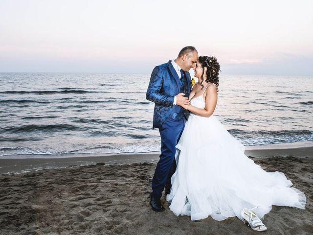 Il matrimonio di Carmen e Germano a Capaccio Paestum, Salerno 30