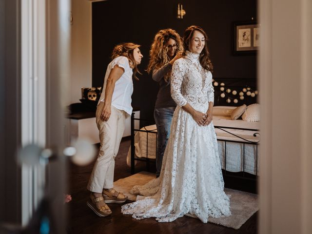 Il matrimonio di Nicola e Sara a Nibbiano, Piacenza 14