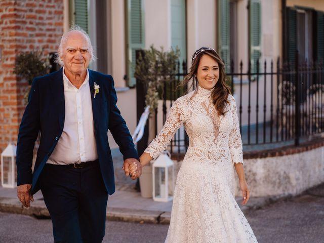 Il matrimonio di Nicola e Sara a Nibbiano, Piacenza 20