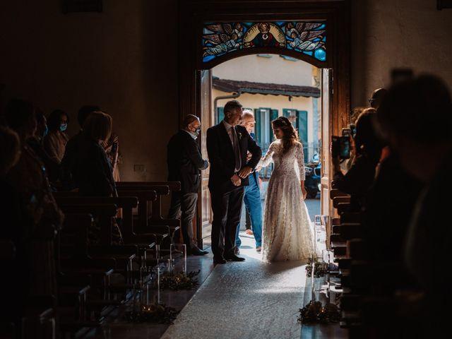 Il matrimonio di Nicola e Sara a Nibbiano, Piacenza 21