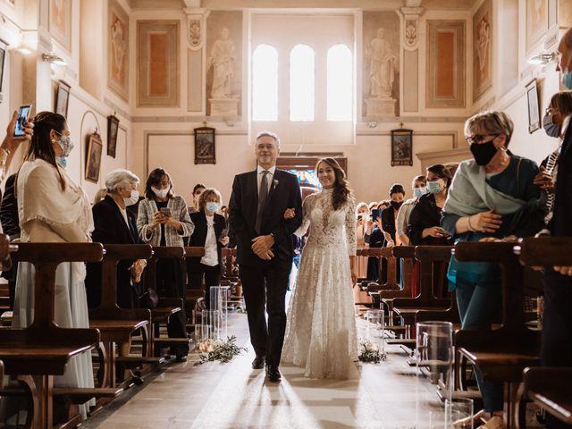 Il matrimonio di Nicola e Sara a Nibbiano, Piacenza 22