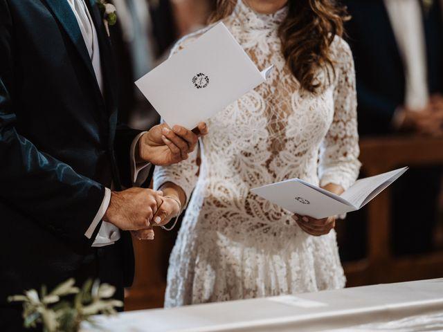 Il matrimonio di Nicola e Sara a Nibbiano, Piacenza 23