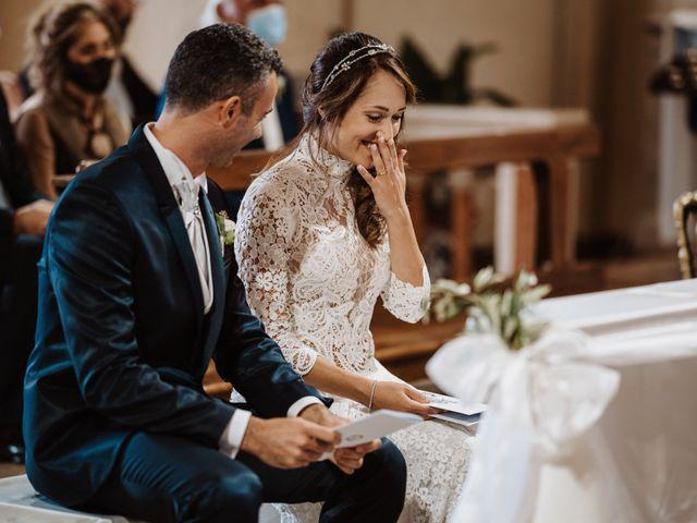 Il matrimonio di Nicola e Sara a Nibbiano, Piacenza 24