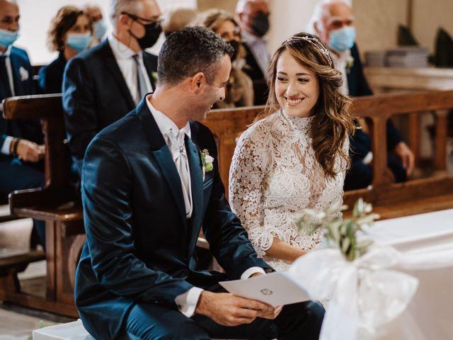Il matrimonio di Nicola e Sara a Nibbiano, Piacenza 25