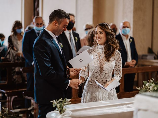 Il matrimonio di Nicola e Sara a Nibbiano, Piacenza 26