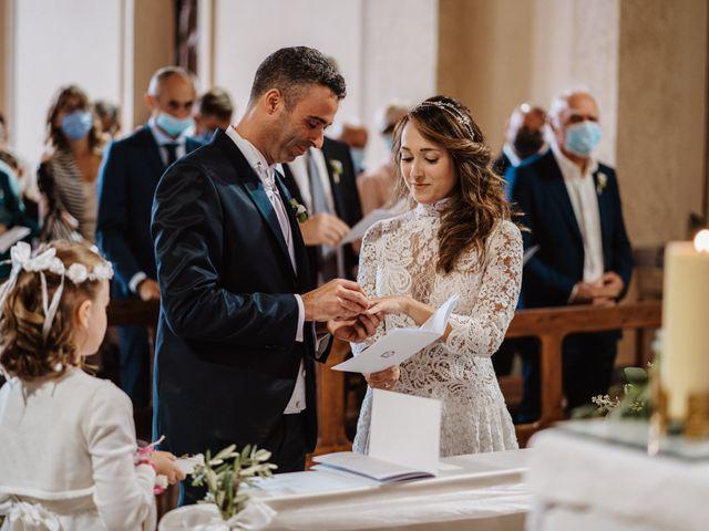 Il matrimonio di Nicola e Sara a Nibbiano, Piacenza 27