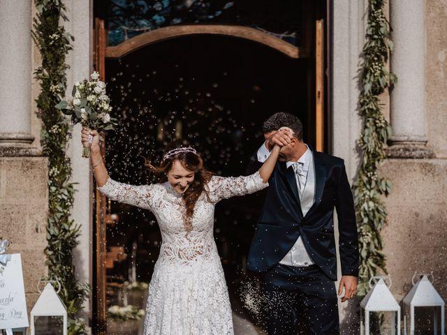 Il matrimonio di Nicola e Sara a Nibbiano, Piacenza 28
