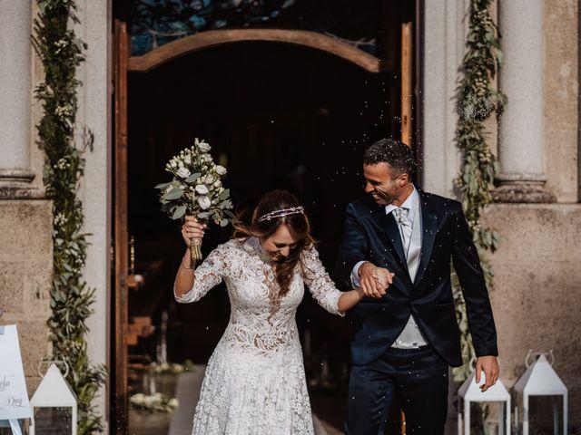 Il matrimonio di Nicola e Sara a Nibbiano, Piacenza 29