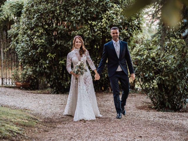 Il matrimonio di Nicola e Sara a Nibbiano, Piacenza 30