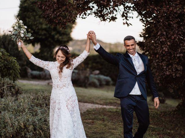 Il matrimonio di Nicola e Sara a Nibbiano, Piacenza 31