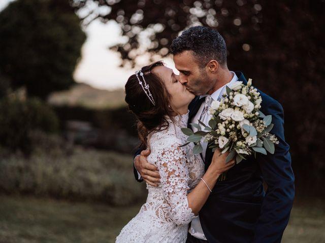 Il matrimonio di Nicola e Sara a Nibbiano, Piacenza 32