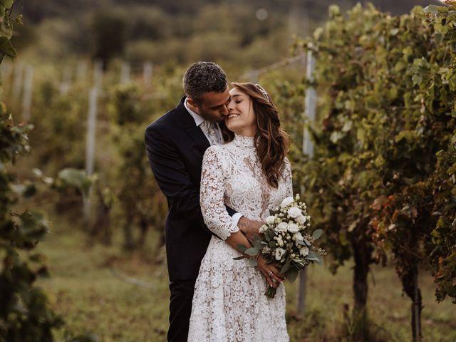 Il matrimonio di Nicola e Sara a Nibbiano, Piacenza 33