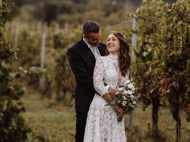 Il matrimonio di Nicola e Sara a Nibbiano, Piacenza 34