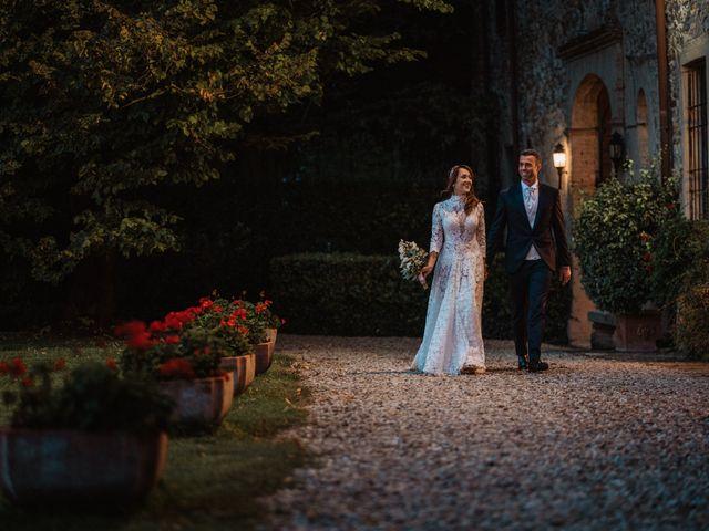 Il matrimonio di Nicola e Sara a Nibbiano, Piacenza 42