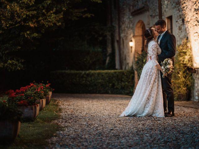 Il matrimonio di Nicola e Sara a Nibbiano, Piacenza 43