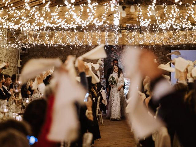 Il matrimonio di Nicola e Sara a Nibbiano, Piacenza 51